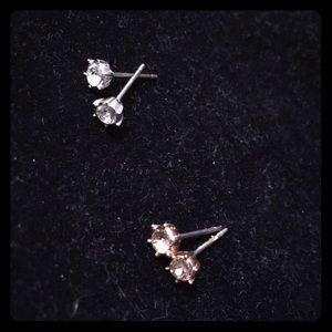 Pair of Swarovski stud earrings